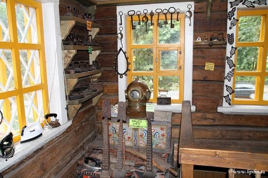 Pereslavl-Zalessky city, Russia museum of flat iron view 8