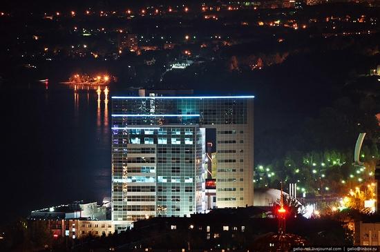 Samara city, Russia night view 10