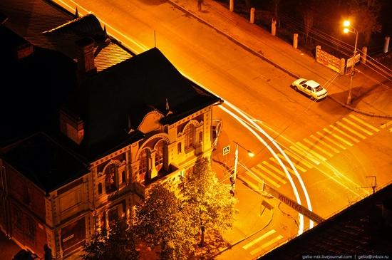 Samara city, Russia night view 12