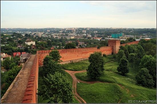 Smolensk city, Russia kremlin view 13