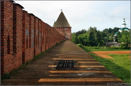 Smolensk city, Russia kremlin view 15