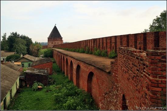 Smolensk city, Russia kremlin view 16