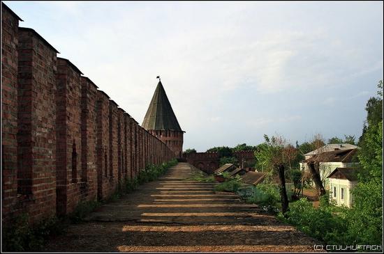 Smolensk city, Russia kremlin view 17