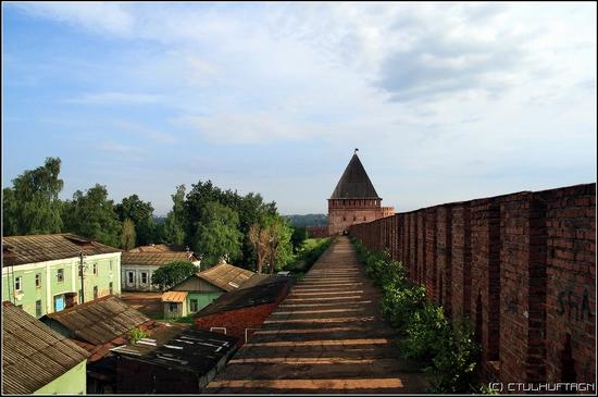 Smolensk city, Russia kremlin view 18