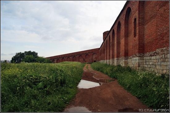 Smolensk city, Russia kremlin view 3