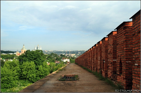 Smolensk city, Russia kremlin view 6