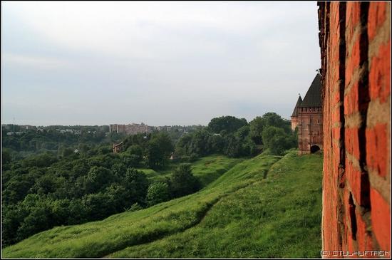 Smolensk city, Russia kremlin view 8