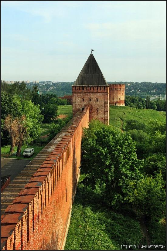 Smolensk city, Russia kremlin view 9
