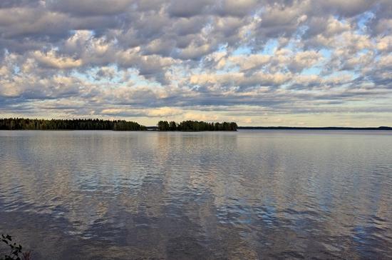 Vodlozersky national park, Russia view 14