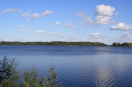 Vodlozersky national park, Russia view 7