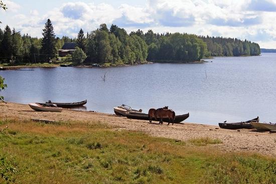 Vodlozersky national park, Russia view 9