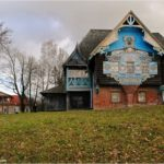 Flyonovo village architectural complex
