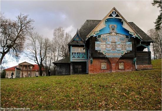 Flyonovo village, Smolensk oblast, Russia view 1