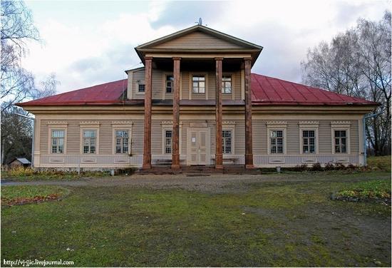 Flyonovo village, Smolensk oblast, Russia view 10