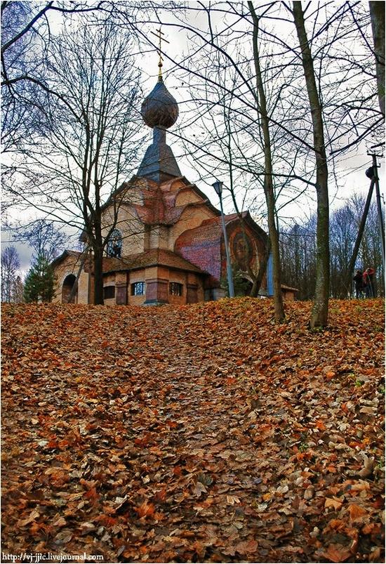 Flyonovo village, Smolensk oblast, Russia view 12