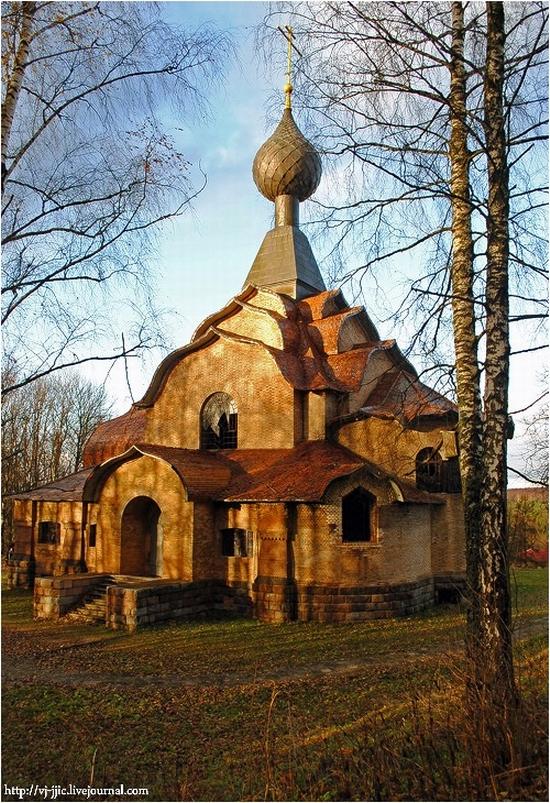 Flyonovo village, Smolensk oblast, Russia view 15