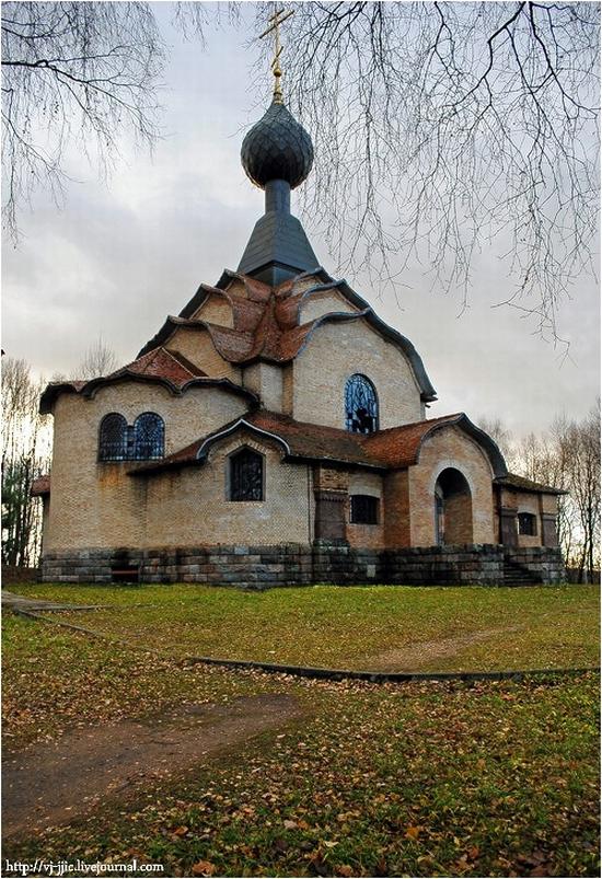 Flyonovo village, Smolensk oblast, Russia view 16
