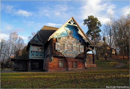 Flyonovo village, Smolensk oblast, Russia view 2