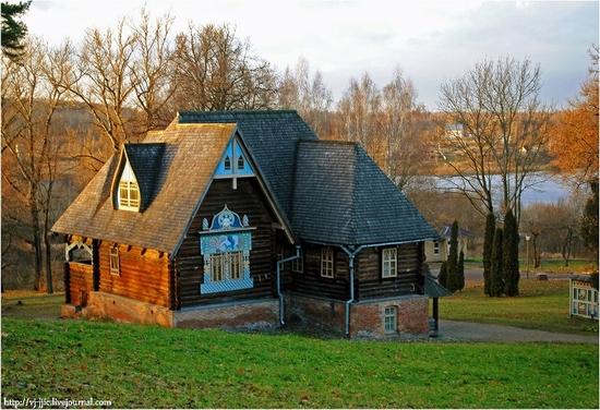 Flyonovo village, Smolensk oblast, Russia view 3