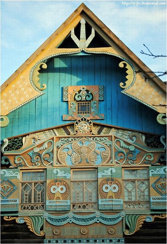 Flyonovo village, Smolensk oblast, Russia view 7