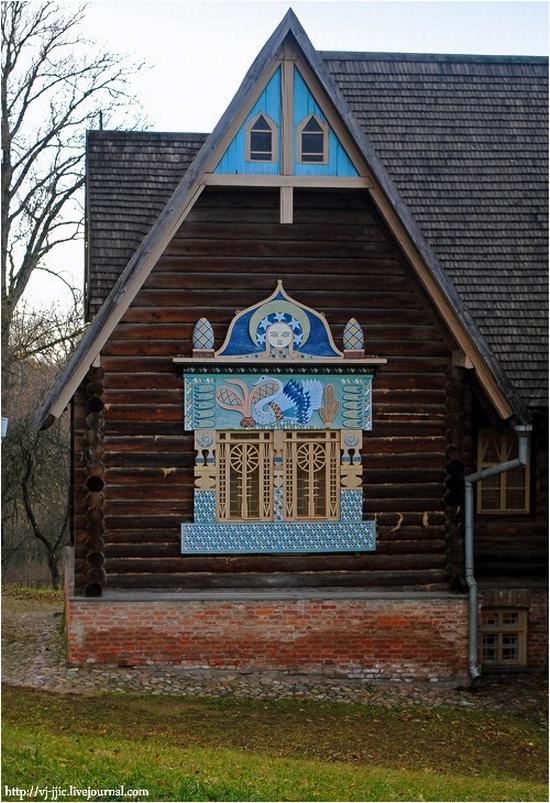 Flyonovo village, Smolensk oblast, Russia view 8