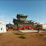 Ivolginsky Datsan – Russian Buddhism center