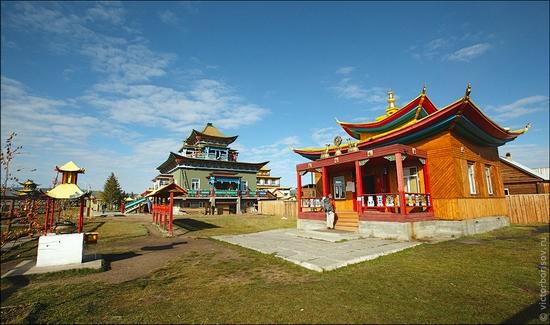 Ivolginsky Datsan, Buryatia Republic, Russia view 13