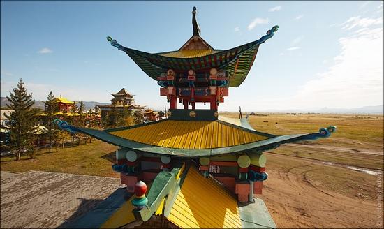 Ivolginsky Datsan, Buryatia Republic, Russia view 16