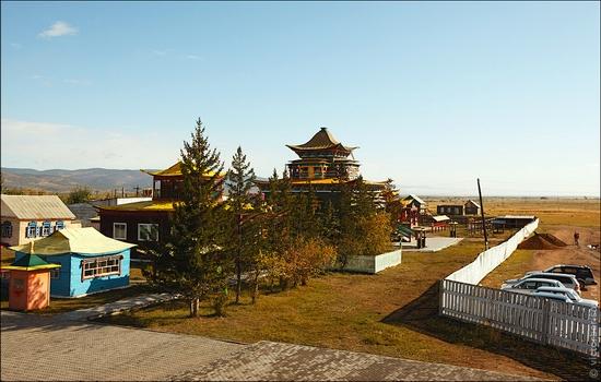Ivolginsky Datsan, Buryatia Republic, Russia view 17