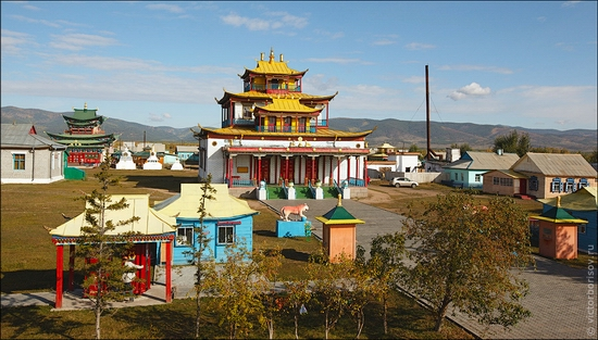 Ivolginsky Datsan, Buryatia Republic, Russia view 18
