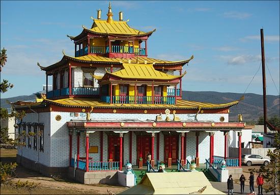 Ivolginsky Datsan, Buryatia Republic, Russia view 20