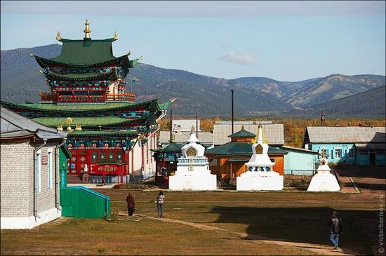 Ivolginsky Datsan, Buryatia Republic, Russia view 21