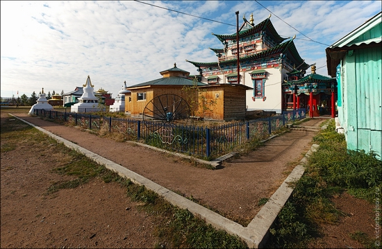 Ivolginsky Datsan, Buryatia Republic, Russia view 6