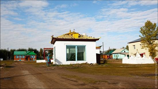 Ivolginsky Datsan, Buryatia Republic, Russia view 7