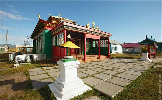 Ivolginsky Datsan, Buryatia Republic, Russia view 9