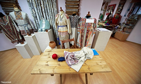Khanty-Mansiysk city, Russia handicrafts center view 11