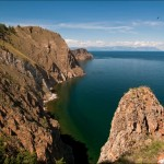 The trip to Olkhon Island, Baikal Lake