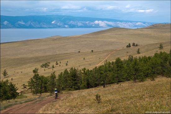 Olkhon Island, Baikal Lake, Russia trip view 15