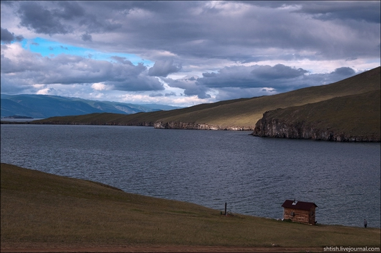 Olkhon Island, Baikal Lake, Russia trip view 4