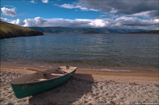 Olkhon Island, Baikal Lake, Russia trip view 5