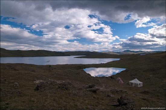 Olkhon Island, Baikal Lake, Russia trip view 7