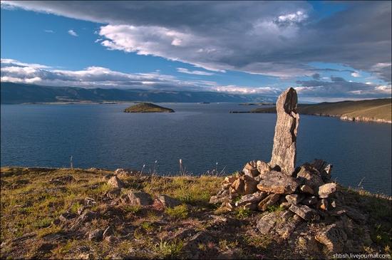 Olkhon Island, Baikal Lake, Russia trip view 9
