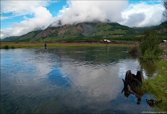 Sayany mountains, Buryatia, Russia trip view 11