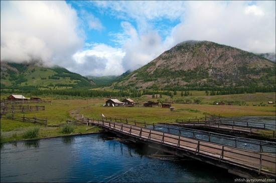 Sayany mountains, Buryatia, Russia trip view 12