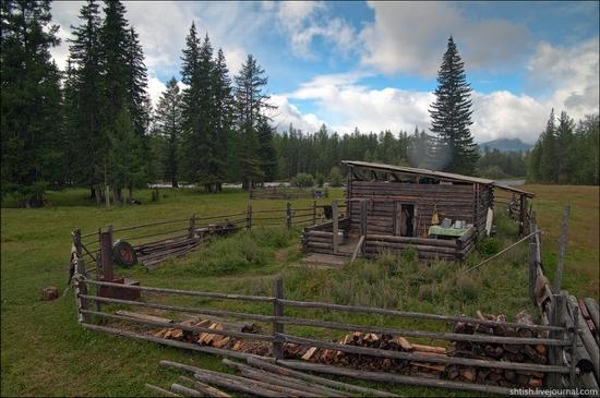 Sayany mountains, Buryatia, Russia trip view 13