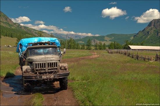 Sayany mountains, Buryatia, Russia trip view 4