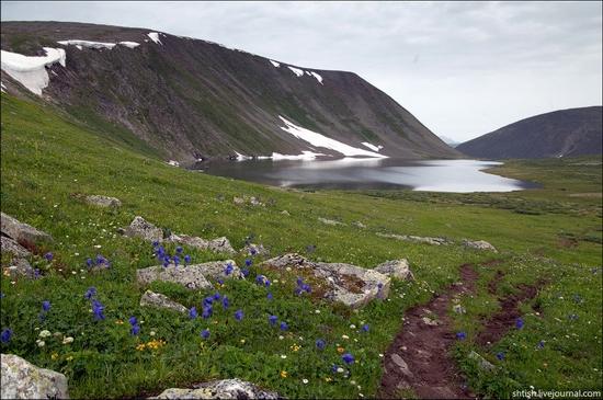 Sayany mountains, Buryatia, Russia trip view 8