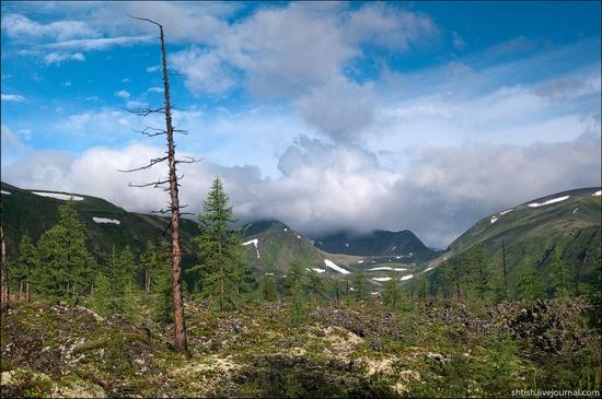 Sayany mountains, Buryatia, Russia trip view 9