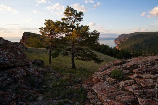 Uzury area, Olkhon Island, Baikal Lake, Russia view 10