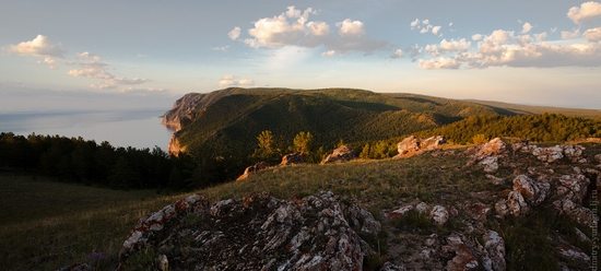 Uzury area, Olkhon Island, Baikal Lake, Russia view 11